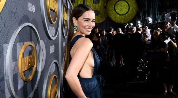 Emilia Clarke Says She Was Pressured To Do 'GoT' Nude Scenes