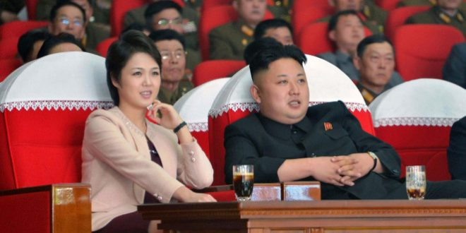 Kim Jong Un reportedly blew up office over 'dirty depictions' of his wife