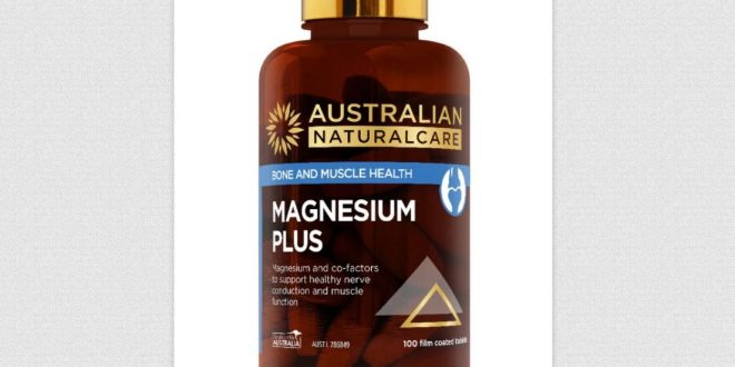 4 Benefits of Taking Magnesium Plus
