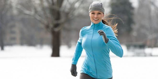 How to Workout in the Winter and Look Good Doing It