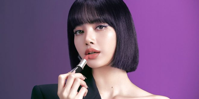 MAC Cosmetics Taps Its First K-Pop Superstar: Blackpink's Lisa
