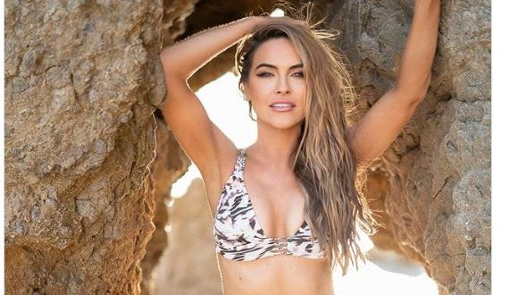 Chrishell Stause shares bikini 'thirst trap' with important message: 'Worth a shot!'
