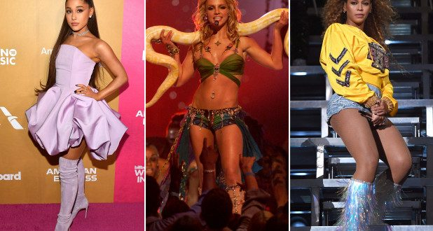20 most popular celebrity Halloween costume ideas