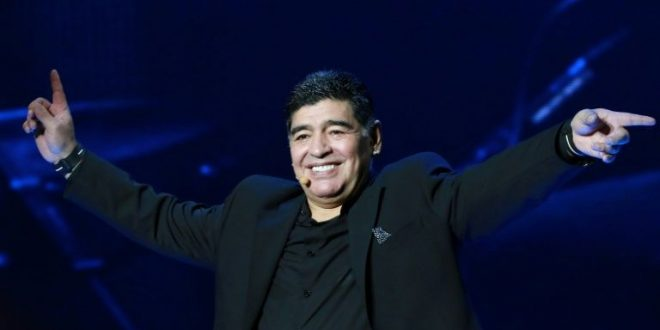 Maradona Dead at 60: One of the greatest players of all time