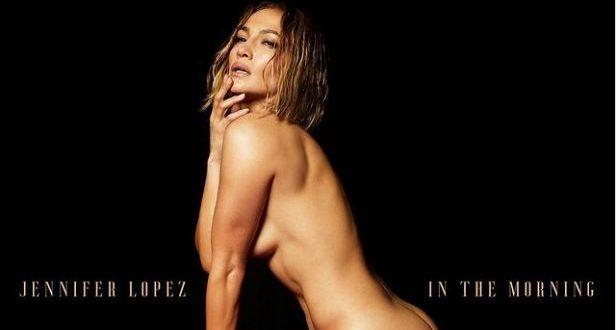 Jennifer Lopez poses naked on new album cover