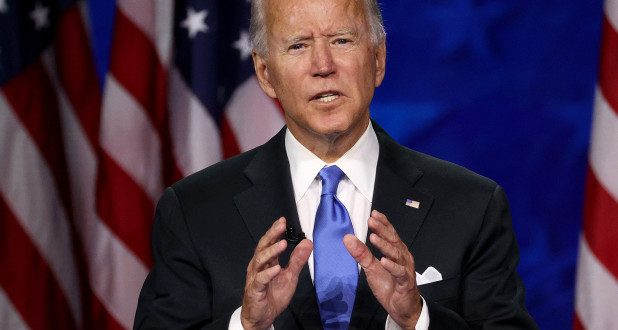 GSA notifies Joe Biden that Trump administration is ready to start transition process