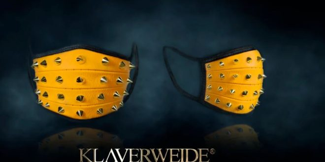 The exclusive luxury facemasks of Klaverweide