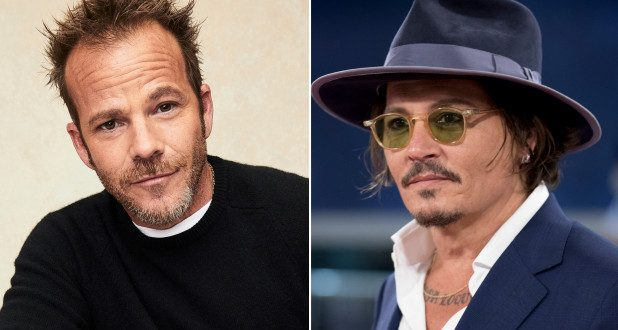 Stephen Dorff reflects on working with Johnny Depp