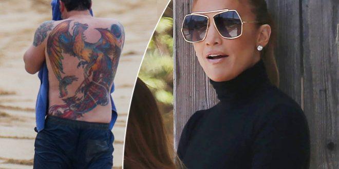 Jennifer Lopez slams Ben Affleck's 'awful' tattoo in resurfaced clip