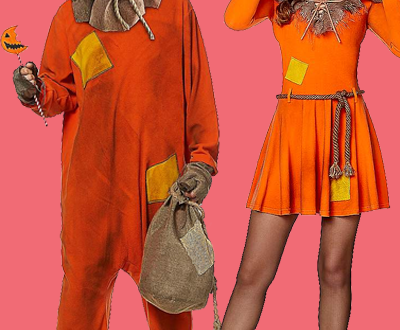 'Trick 'r Treat' Halloween Costume